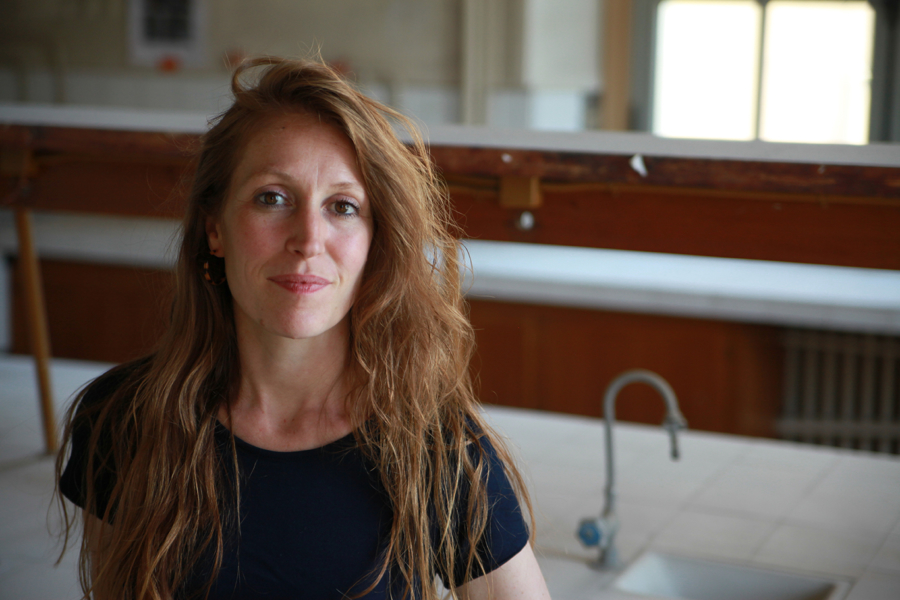 Sophie Ricard, photo Chrystèle Bazin